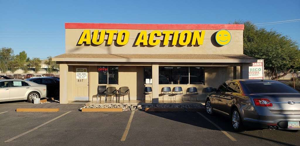 Auto Action - car dealer  | Photo 9 of 10 | Address: 857 N Arizona Ave, Chandler, AZ 85225, USA | Phone: (480) 800-6350