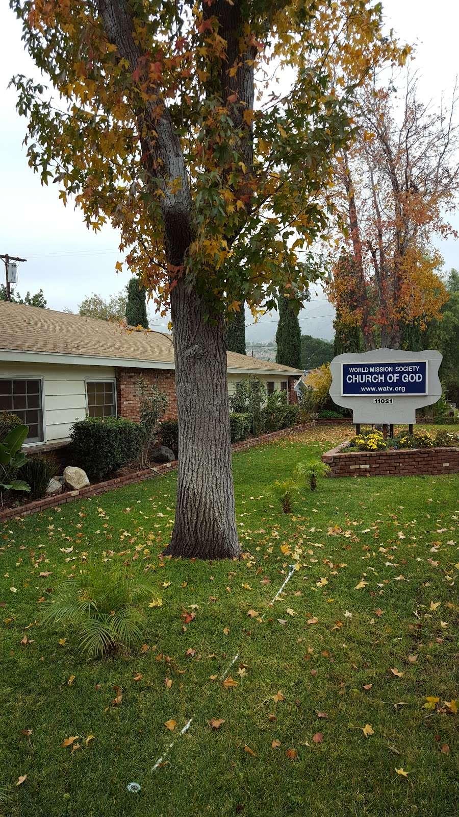 World Mission Society Church Of God - church  | Photo 8 of 10 | Address: 11021 Odell Ave, Sunland-Tujunga, CA 91040, USA | Phone: (323) 573-3333