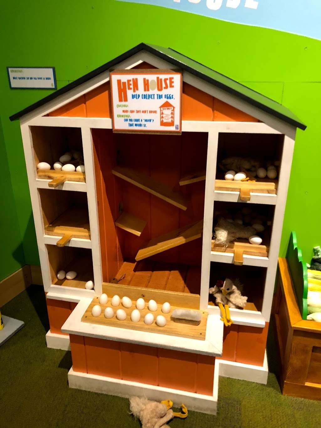 Hands-on House, Childrens Museum of Lancaster - museum  | Photo 8 of 10 | Address: 721 Landis Valley Rd, Lancaster, PA 17601, USA | Phone: (717) 569-5437