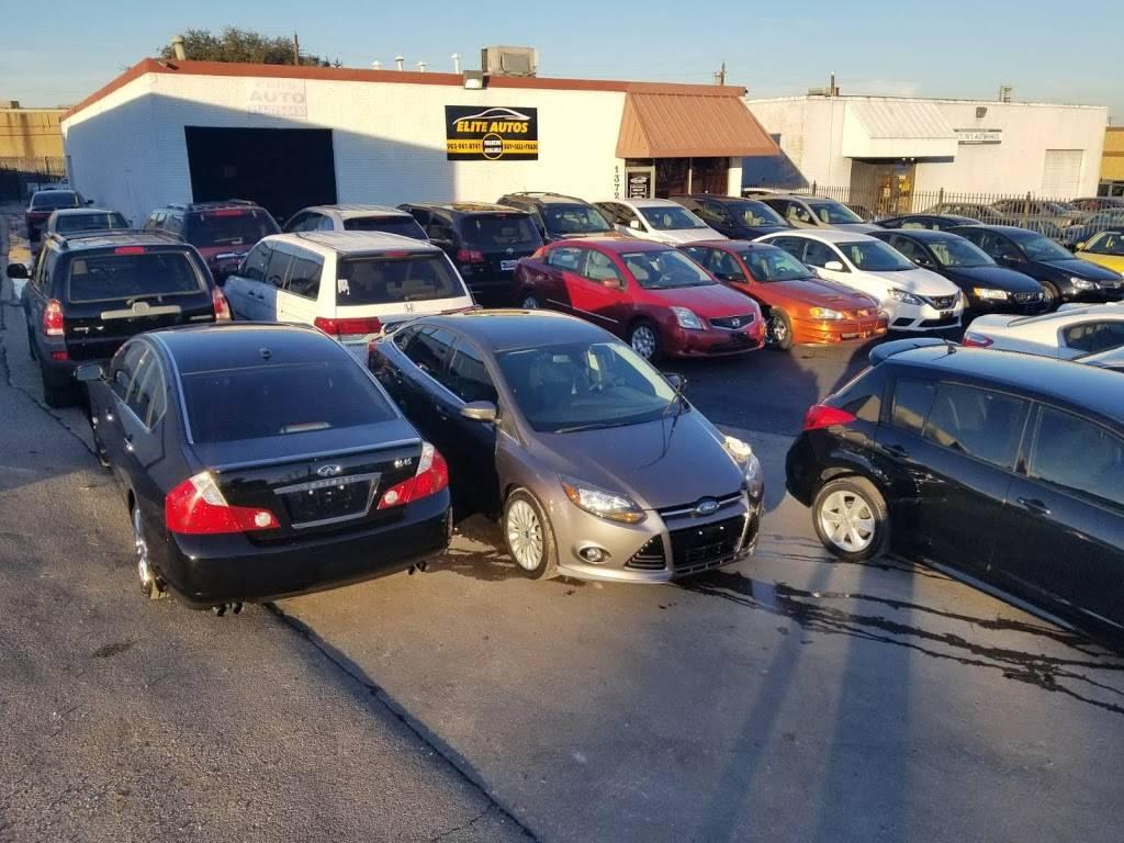 elite autos - car dealer  | Photo 3 of 3 | Address: 13720 Floyd Cir, Dallas, TX 75243, USA | Phone: (903) 941-8741