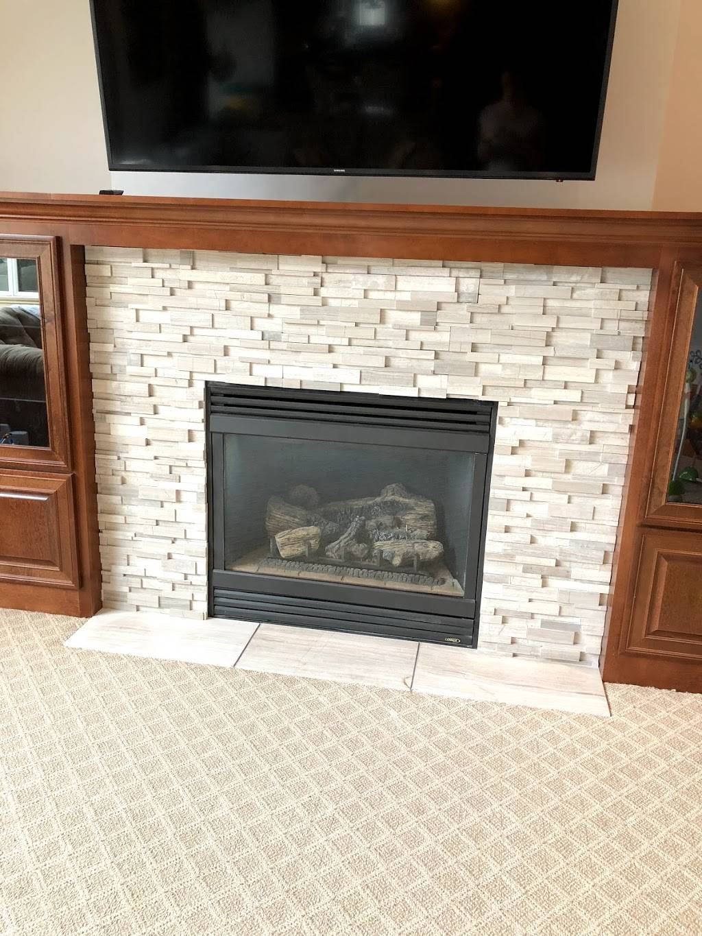 Custom Fireplace & Chimney Care - home goods store    Photo 5 of 8   Address: 9696 University Ave NW, Coon Rapids, MN 55448, USA   Phone: (763) 267-1499