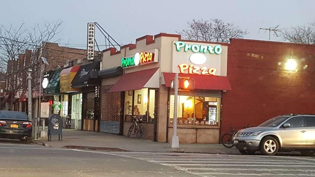 Pronto Pizza - restaurant  | Photo 3 of 10 | Address: 2928 Avenue R, Brooklyn, NY 11229, USA | Phone: (718) 627-4983