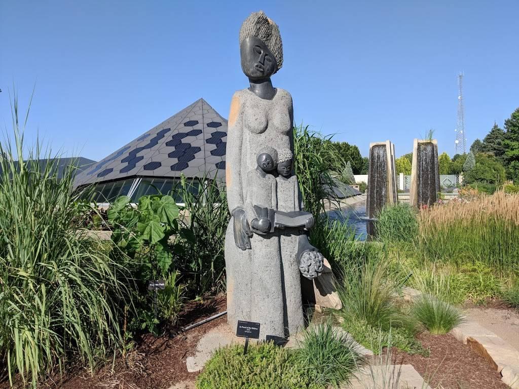 Denver Botanic Gardens - art gallery  | Photo 10 of 10 | Address: 1007 York St, Denver, CO 80206, USA | Phone: (720) 865-3500