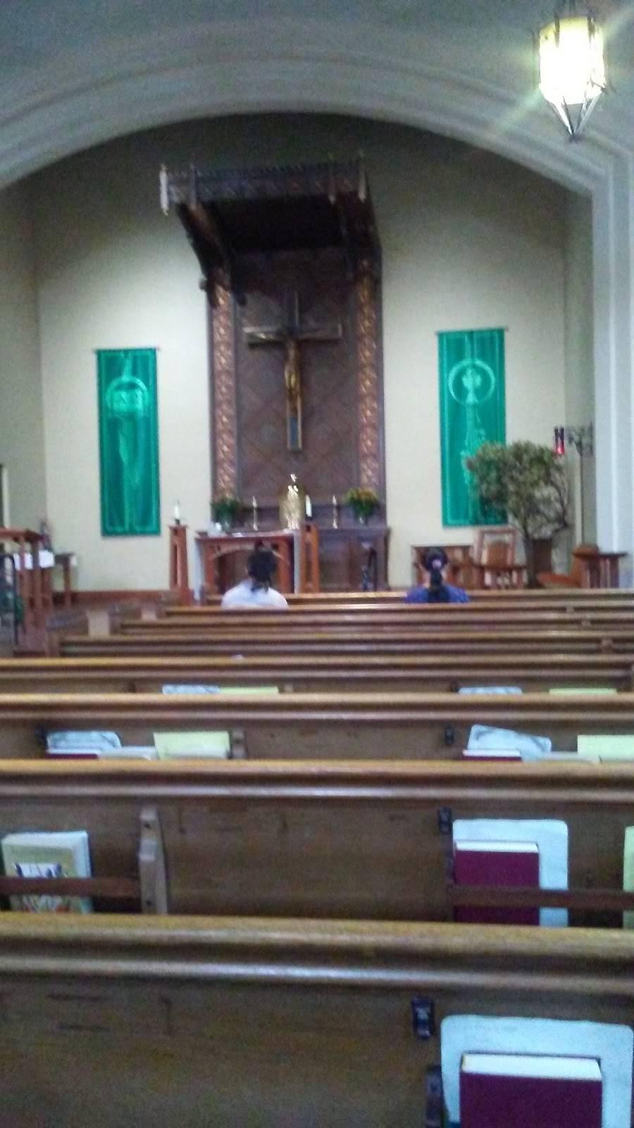 St. Jerome Catholic Church - church    Photo 3 of 5   Address: 308 Carmel Ave, El Cerrito, CA 94530, USA   Phone: (510) 525-0876