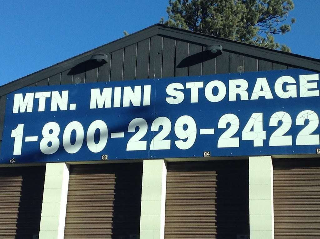 Mountain Mini Storage - storage  | Photo 1 of 10 | Address: 1801 Old Georgetown Rd, Georgetown, CO 80444, USA | Phone: (303) 567-4085