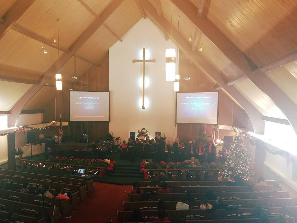 Garden Grove Church of God - church  | Photo 1 of 4 | Address: 8362 Trask Ave, Garden Grove, CA 92844, USA | Phone: (714) 894-4060