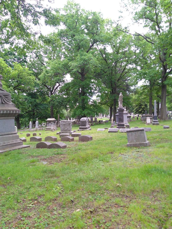 Cedar Lawn Cemetery - cemetery  | Photo 2 of 10 | Address: 200 McLean Blvd, Paterson, NJ 07504, USA | Phone: (973) 279-1161