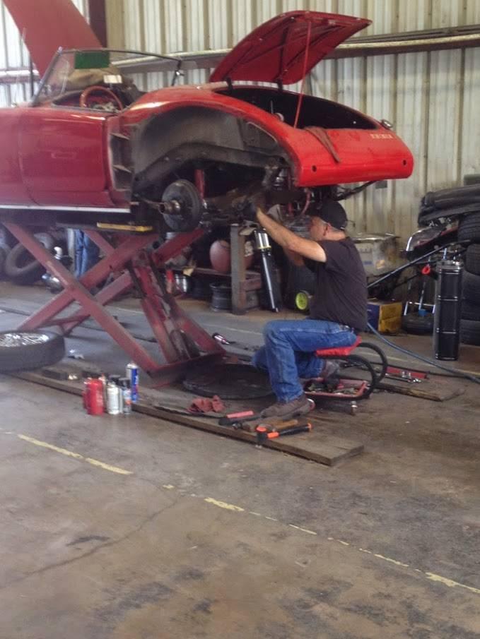Pro Automotive and Body - car repair    Photo 4 of 9   Address: 10208 N FM 620 #5, Austin, TX 78726, USA   Phone: (512) 331-4724