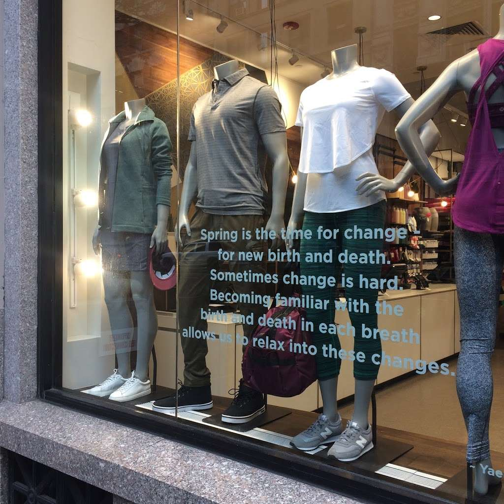lululemon - shoe store  | Photo 3 of 10 | Address: 114 5th Ave, New York, NY 10011, USA | Phone: (212) 627-0314