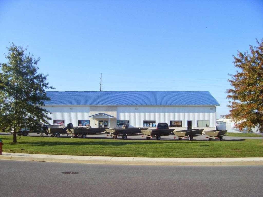 Carlisles Marine Inc - store    Photo 5 of 7   Address: 49 Artisan Dr, Smyrna, DE 19977, USA   Phone: (302) 389-0100