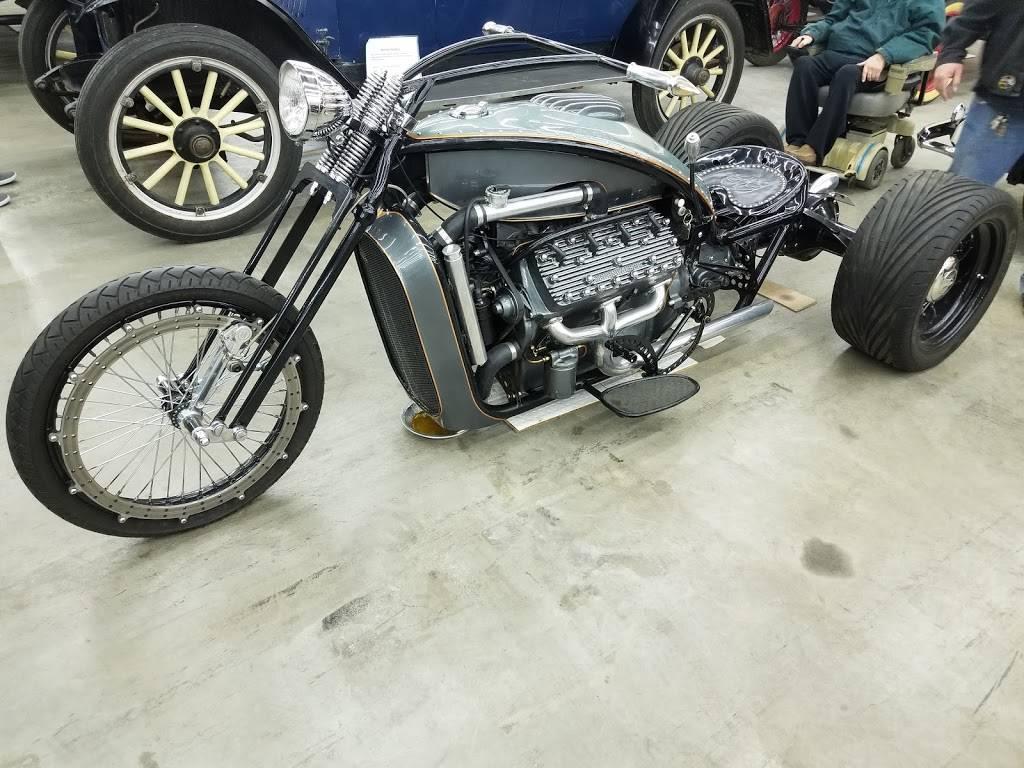 Yanke Motor Museum - museum  | Photo 6 of 10 | Address: 1090 Boeing St, Boise, ID 83705, USA | Phone: (208) 863-0212