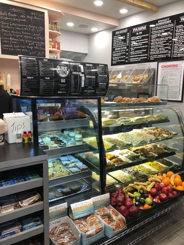Blackstone Coffee Roaster - cafe    Photo 9 of 10   Address: 502 Hudson St, New York, NY 10014, USA   Phone: (212) 989-6131