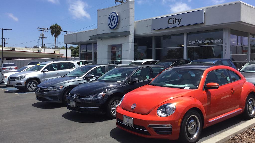 City Volkswagen - car dealer  | Photo 1 of 10 | Address: 2205 Morena Blvd, San Diego, CA 92110, USA | Phone: (619) 547-1459