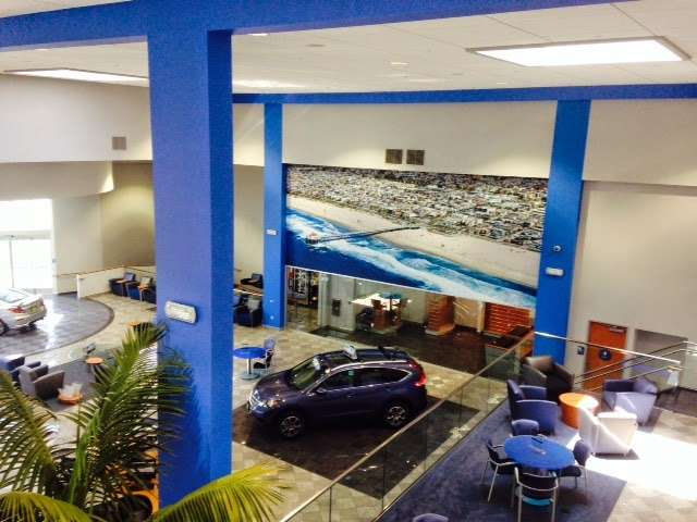 Scott Robinson Honda - car repair  | Photo 5 of 10 | Address: 20340 Hawthorne Blvd, Torrance, CA 90503, USA | Phone: (424) 999-1799