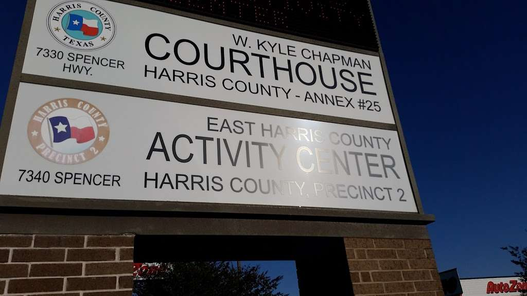 Harris County Tax Assessor - local government office  | Photo 2 of 4 | Address: 7330 Spencer Hwy, Pasadena, TX 77505, USA | Phone: (713) 274-8000