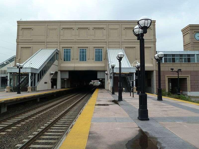 Frank R. Lautenberg Rail Station - transit station  | Photo 2 of 10 | Address: Secaucus, NJ, USA