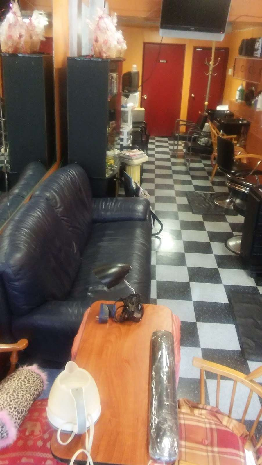 Posh Unisex Beauty Salon - hair care    Photo 10 of 10   Address: Springdale Ave, East Orange, NJ 07017, USA   Phone: (973) 519-1990