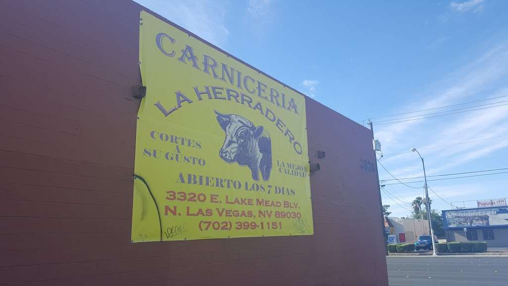 La Herradero Meat Market - store    Photo 5 of 7   Address: 3320 E Lake Mead Blvd, North Las Vegas, NV 89030, USA   Phone: (702) 399-1151