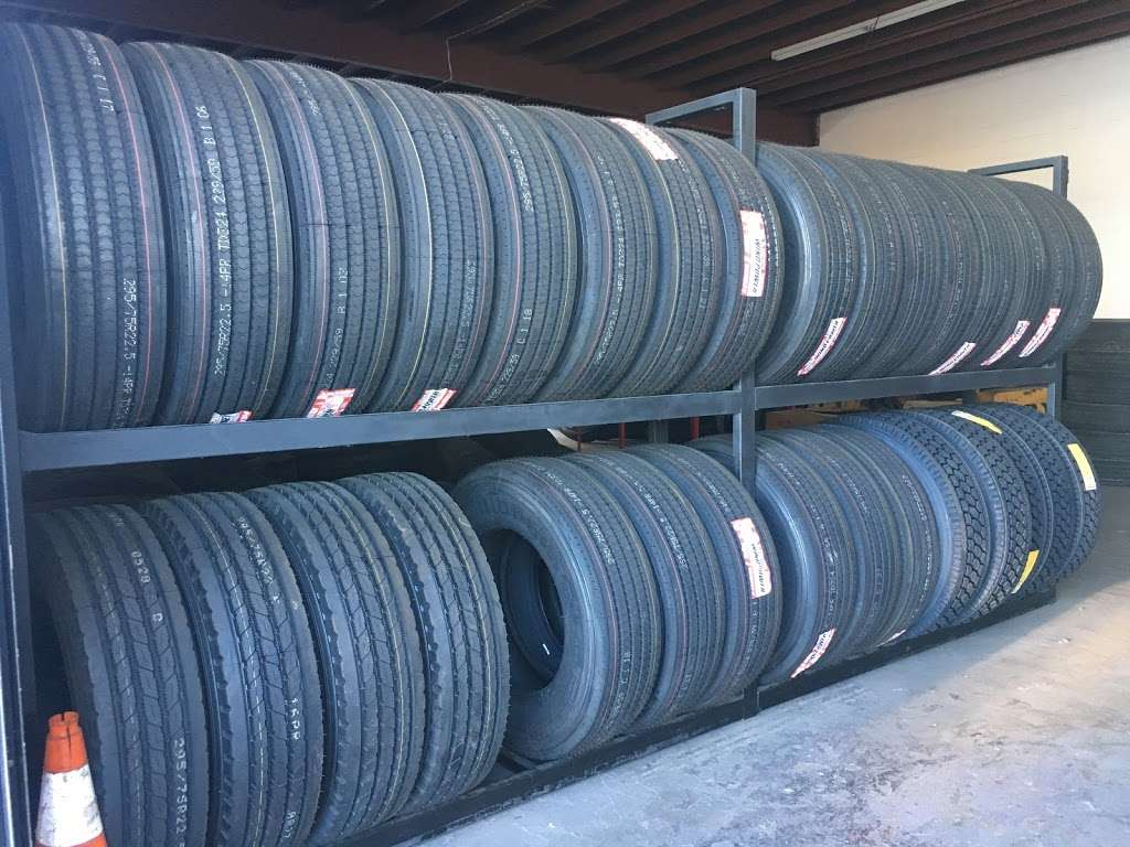 GAMAS TIRES - car repair  | Photo 6 of 10 | Address: 319 E Harry Bridges Blvd, Wilmington, CA 90744, USA | Phone: (310) 421-8413