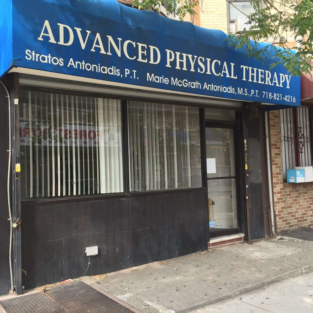 Advanced Physical Therapy - physiotherapist  | Photo 3 of 10 | Address: 6642 Forest Ave, Ridgewood, NY 11385, USA | Phone: (718) 821-4216