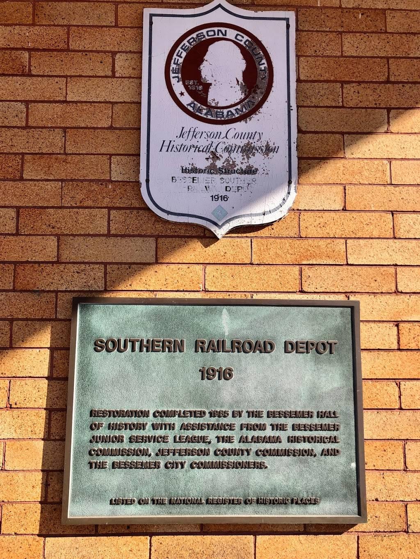 Bessemer Hall of History - museum  | Photo 5 of 8 | Address: 1905 Alabama Ave, Bessemer, AL 35020, USA | Phone: (205) 426-1633
