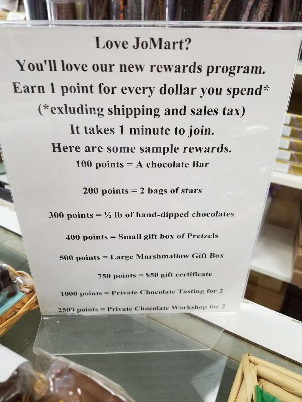 JoMart Chocolates - home goods store  | Photo 6 of 10 | Address: 2917 Avenue R, Brooklyn, NY 11229, USA | Phone: (718) 375-1277