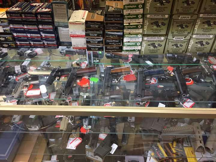Mikes Gun Shop - store    Photo 1 of 6   Address: 355 Anderson Ave, Fairview, NJ 07022, USA   Phone: (201) 941-5661