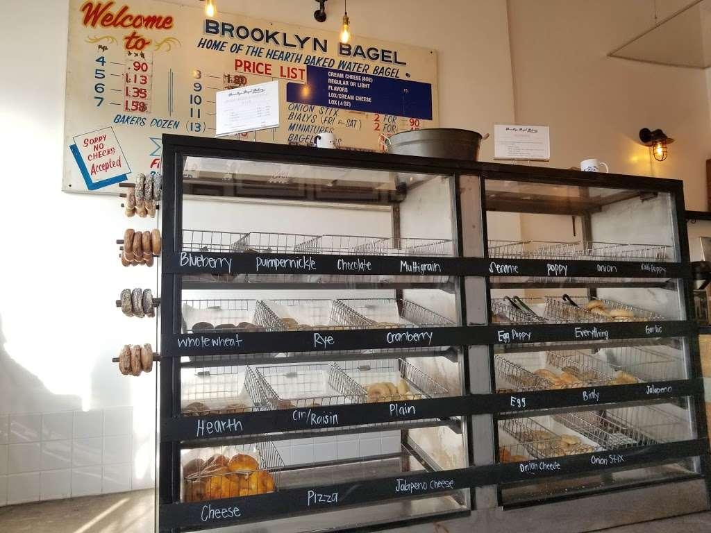 Brooklyn Bagel Bakery - cafe  | Photo 7 of 10 | Address: 2223 Beverly Blvd, Los Angeles, CA 90057, USA | Phone: (323) 630-0676