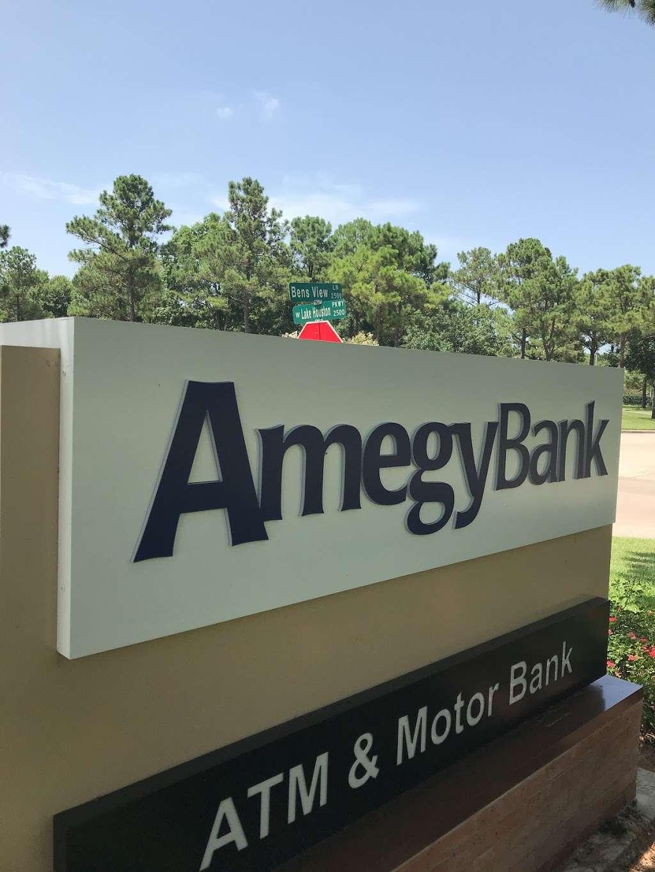 Amegy Bank - bank  | Photo 7 of 7 | Address: 2595 W Lake Houston Pkwy, Kingwood, TX 77339, USA | Phone: (713) 232-3355
