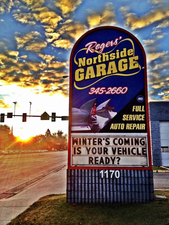 Rogers Northside Garage - car dealer  | Photo 7 of 10 | Address: 1170 N 29th St, Boise, ID 83702, USA | Phone: (208) 345-2660