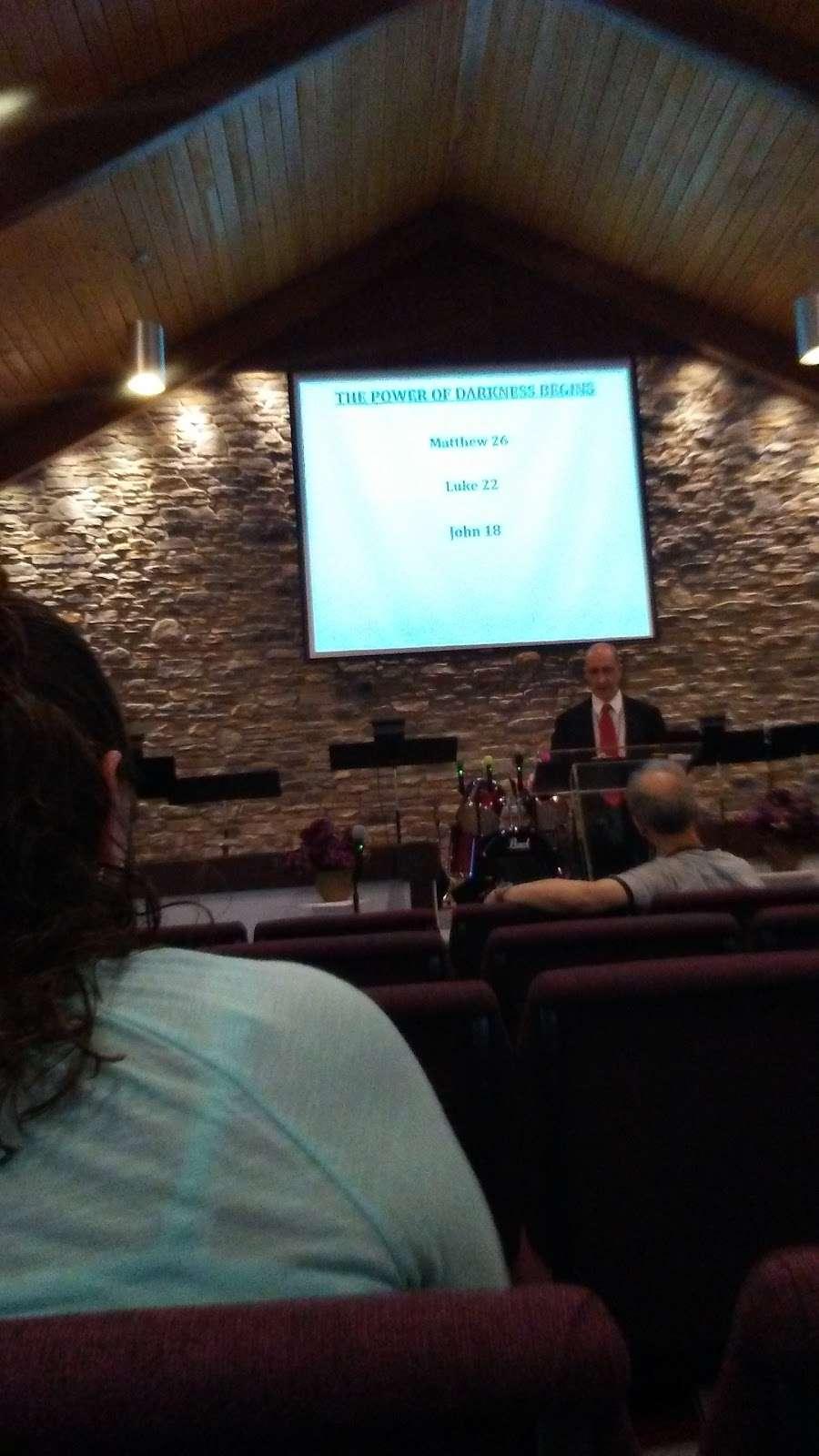 Grace Bible Church - church  | Photo 7 of 7 | Address: 2643 S 117th St, West Allis, WI 53227, USA | Phone: (414) 541-4252