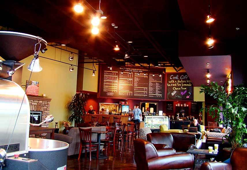 Brewed Awakenings Coffee Roasters - bakery    Photo 3 of 9   Address: 6709 NE 63rd St #101, Vancouver, WA 98661, USA   Phone: (360) 718-7098