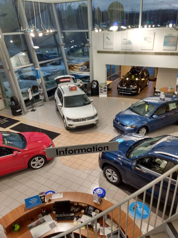 Three Rivers Volkswagen - car dealer  | Photo 4 of 8 | Address: 3694 Washington Rd, McMurray, PA 15317, USA | Phone: (724) 941-6100