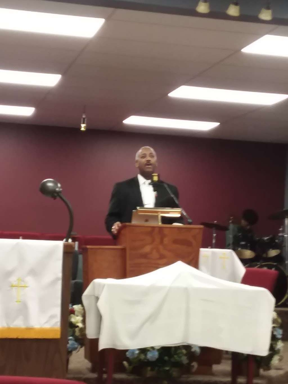 Newport Missionary Baptist Church - church  | Photo 1 of 1 | Address: 2237 N 11th St, Milwaukee, WI 53205, USA | Phone: (414) 265-5881