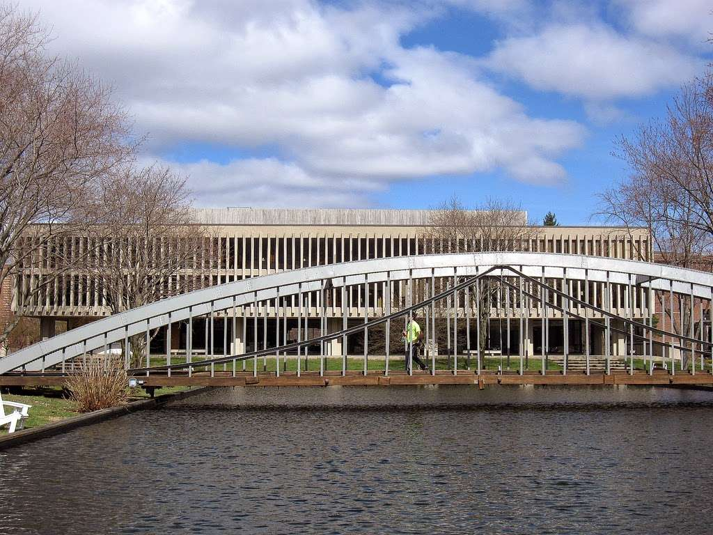 McQuade Library - library  | Photo 1 of 4 | Address: 315 Turnpike St, North Andover, MA 01845, USA | Phone: (978) 837-5000