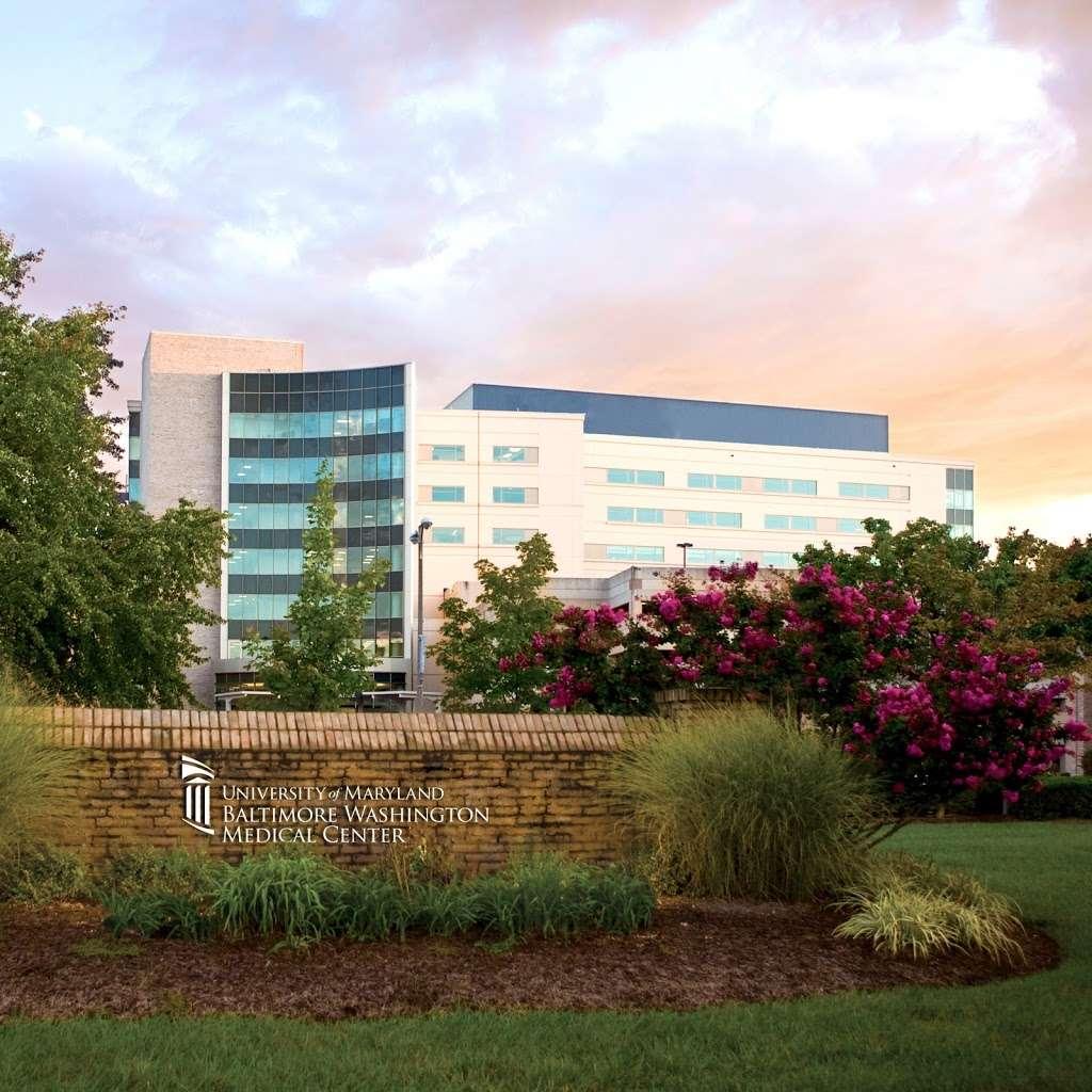 University of Maryland Baltimore Washington Medical Center - hospital  | Photo 6 of 9 | Address: 301 Hospital Dr, Glen Burnie, MD 21061, USA | Phone: (410) 787-4000