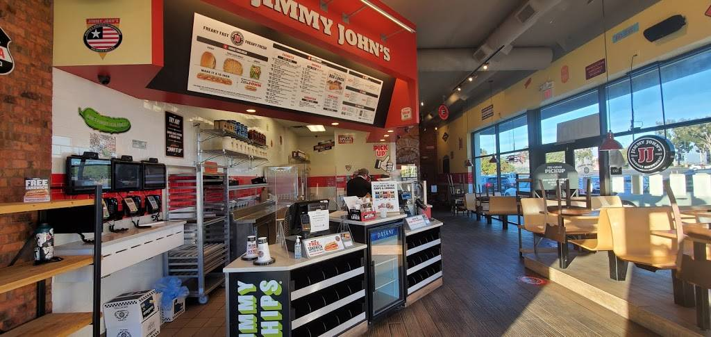 Jimmy Johns - meal delivery  | Photo 2 of 4 | Address: 1552 S Azusa Ave Unit D, City of Industry, CA 91748, USA | Phone: (626) 581-1633