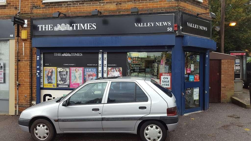 Valley News Newsagents - store  | Photo 3 of 3 | Address: 50 Station Way, Buckhurst Hill IG9 6LN, UK | Phone: 020 3720 3635
