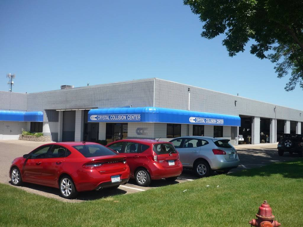 Crystal Collision Center and Carwash - car wash  | Photo 1 of 9 | Address: 5108 W Broadway Ave, Crystal, MN 55429, USA | Phone: (763) 533-0412