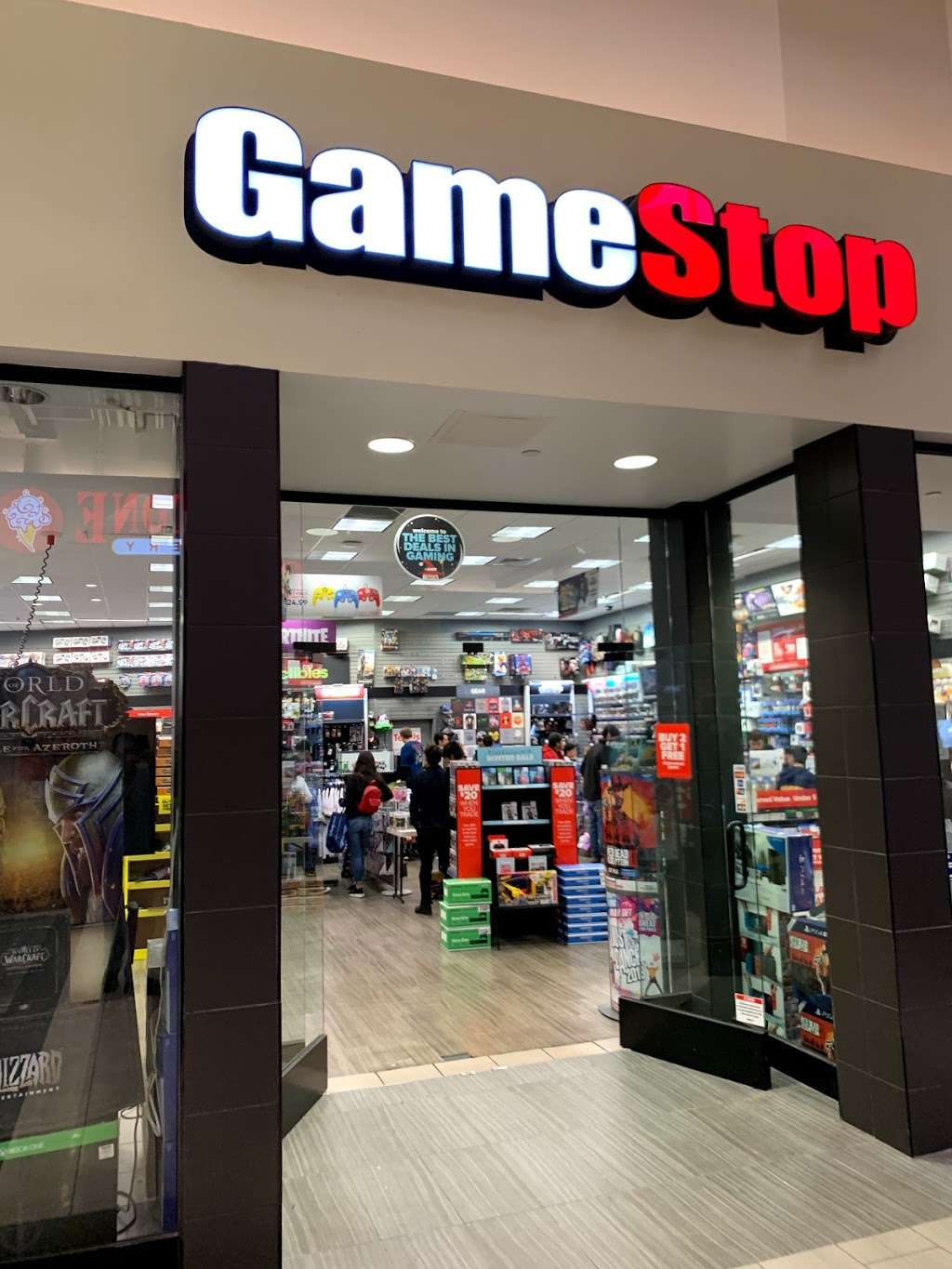 GameStop - electronics store  | Photo 7 of 10 | Address: 447 Great Mall Dr, Milpitas, CA 95035, USA | Phone: (408) 956-9213