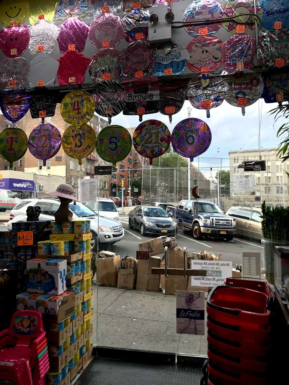 Dollar Dessert Inc - store    Photo 3 of 7   Address: 230 E 170th St, Bronx, NY 10456, USA   Phone: (718) 293-4861