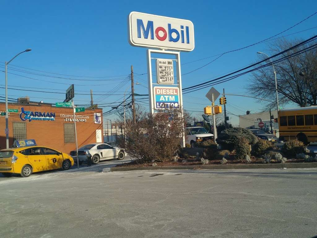 Mobil - gas station  | Photo 10 of 10 | Address: 3515 Greenpoint Ave, Long Island City, NY 11101, USA | Phone: (718) 392-0093