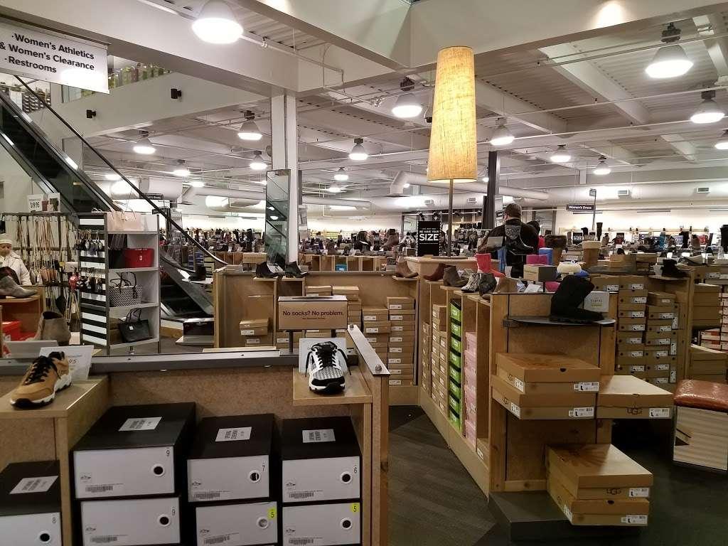 DSW Designer Shoe Warehouse - shoe store  | Photo 7 of 10 | Address: 60 State Route 17 North, Paramus, NJ 07652, USA | Phone: (201) 291-0505