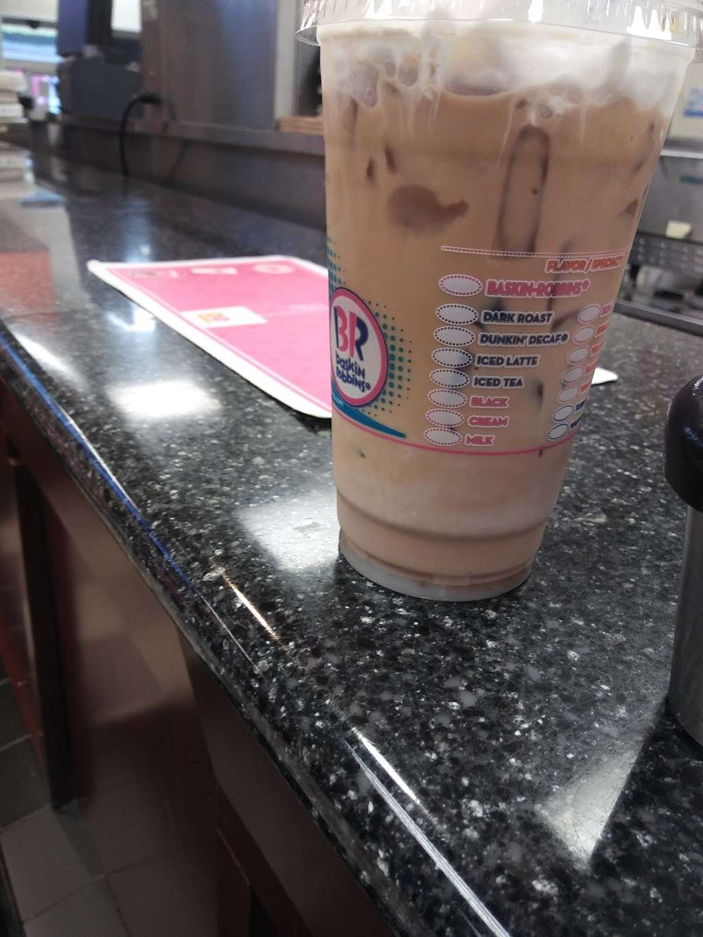 Dunkin Donuts - cafe  | Photo 9 of 10 | Address: 250 Bergen Turnpike, Little Ferry, NJ 07643, USA | Phone: (201) 373-0373