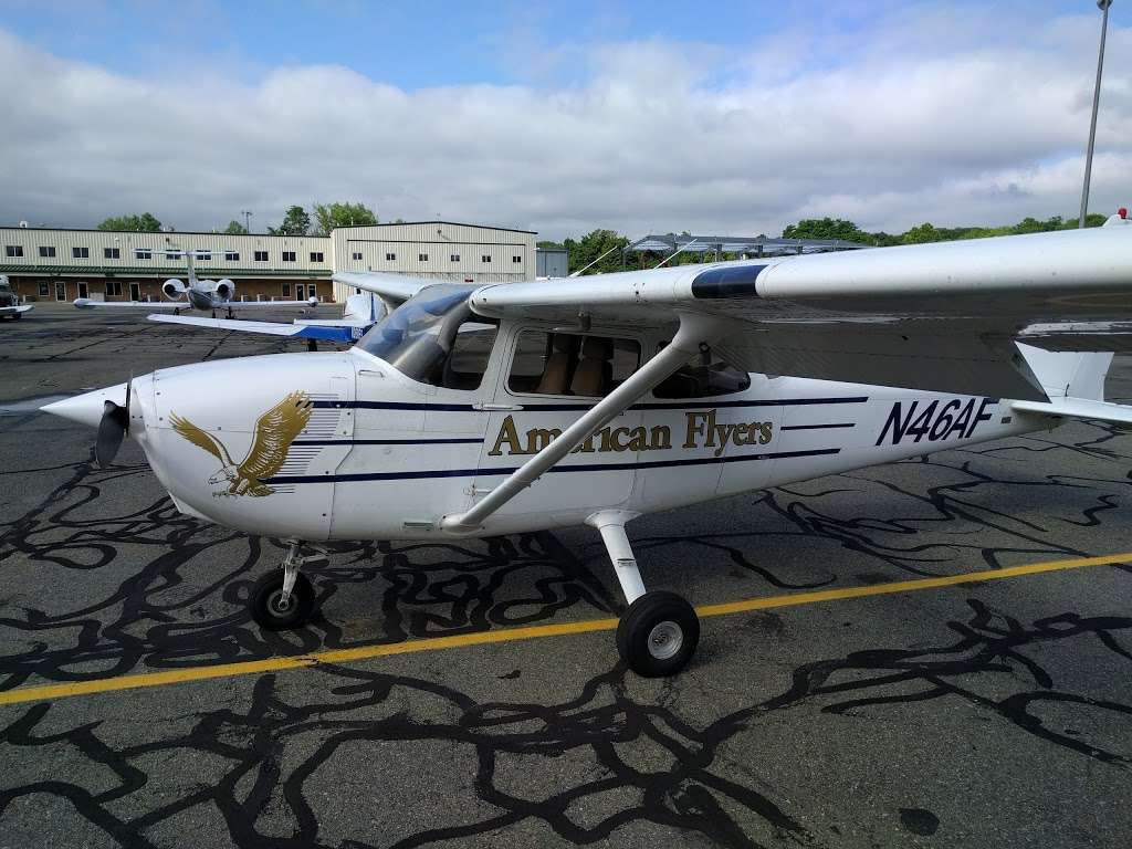 American Flyers - Airport | Morristown Airport, 50 Airport
