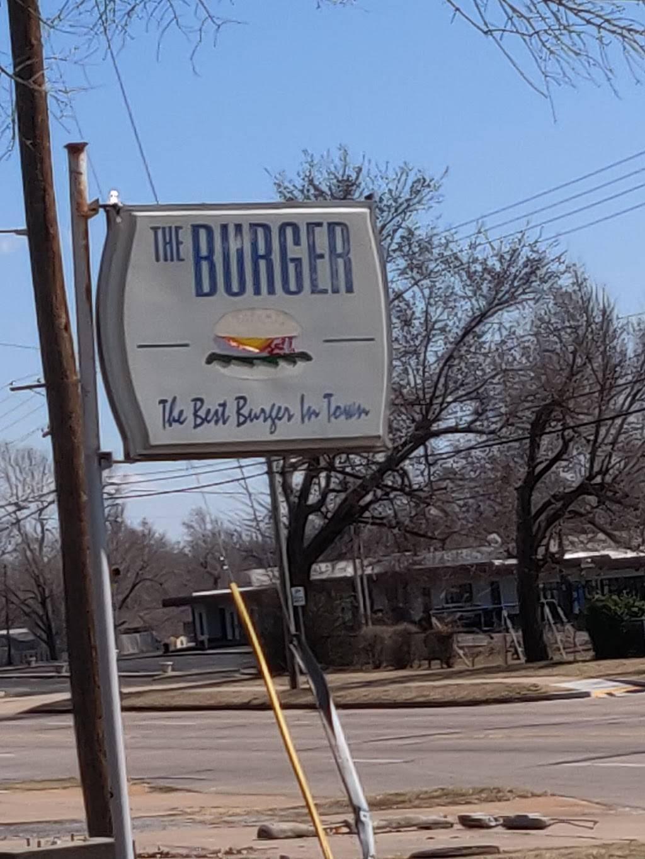 The Burger - restaurant  | Photo 9 of 10 | Address: 405 E 46th St N, Tulsa, OK 74126, USA | Phone: (918) 428-2008