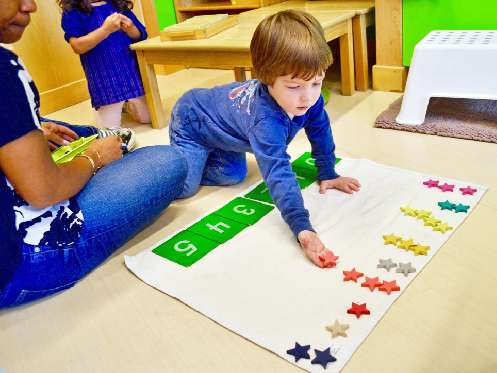 Battery Park Montessori - school  | Photo 9 of 10 | Address: 21 South End Ave, New York, NY 10280, USA | Phone: (212) 235-2320