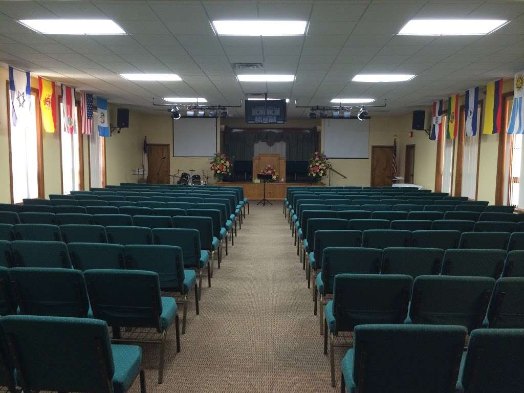2nda. Iglesia Pentecostal - church  | Photo 1 of 4 | Address: 75 Imlaystown Rd, East Windsor, NJ 08520, USA | Phone: (609) 443-4502