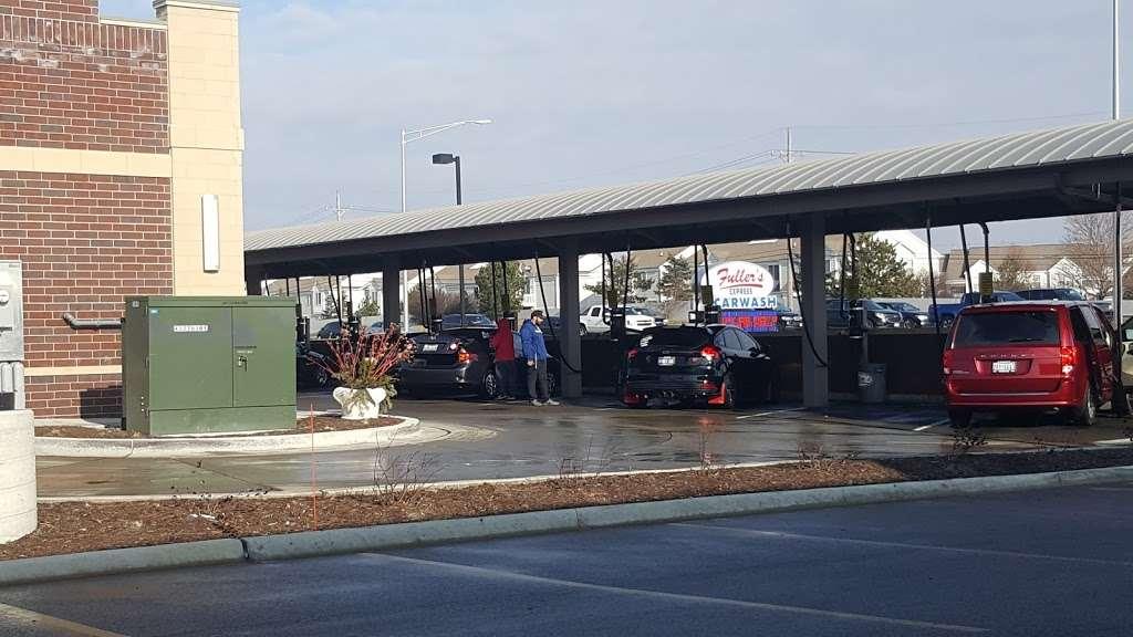 Fullers Car Wash - car wash  | Photo 4 of 10 | Address: 1180 S Randall Rd, Elgin, IL 60124, USA | Phone: (708) 300-6968