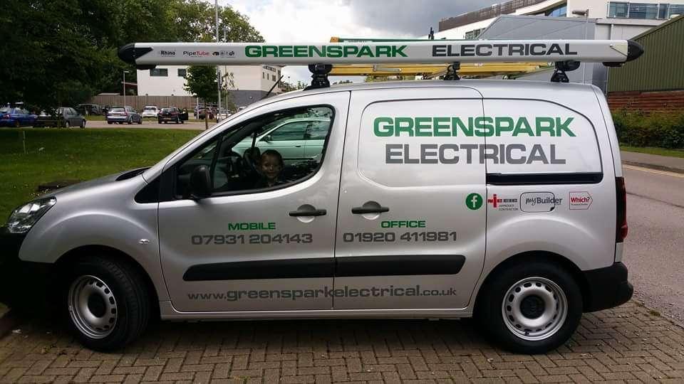 Greenspark electrical - electrician  | Photo 6 of 10 | Address: 166 Beechfield, Hoddesdon EN11 9QN, UK | Phone: 07931 204143